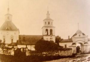 Церковь вид с севера